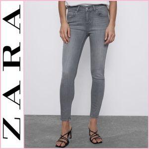 Zara Luxe Woman Slim Fit Premium Denim Collection